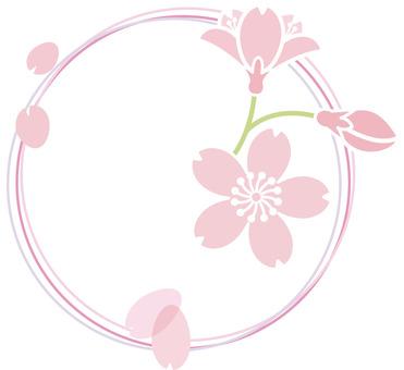 桜 デザイン イラスト