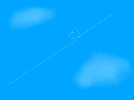 하트의 비행운