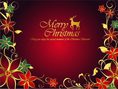 デザイン:クリスマスアイテム1
