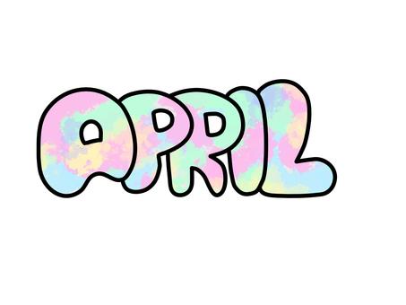 April English