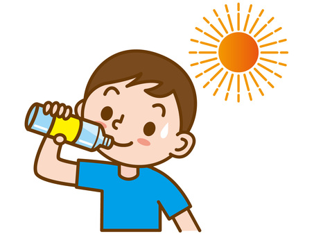 Prevention of heat stroke