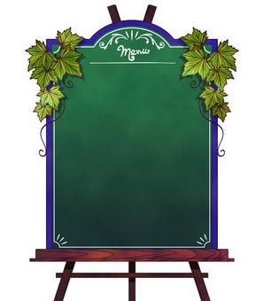 Blackboard menu - 005