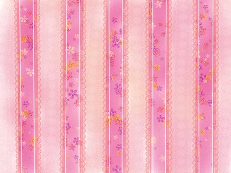 핑크 리본 배경 화면