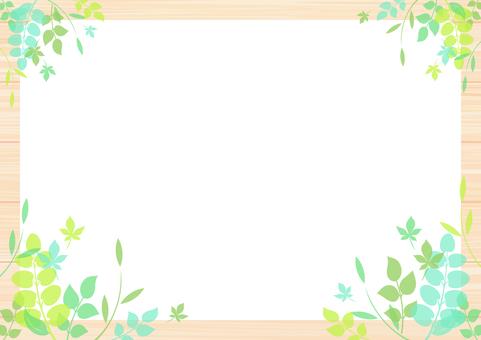 Wood frame 8