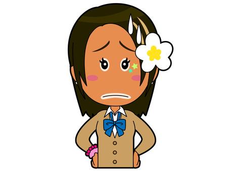 Troubled _ Kogal High School Girl B_015
