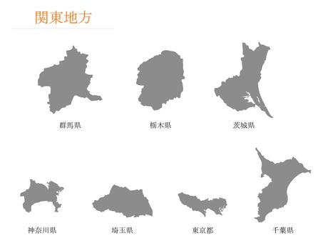 Prefecture _ Kanto region