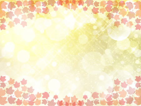 Autumn leaves background 02