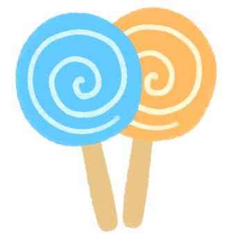 Peropero糖果(藍色)