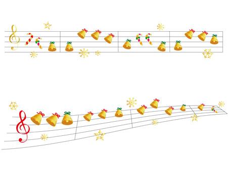 Jingle Bell Sheet music (ver.10)