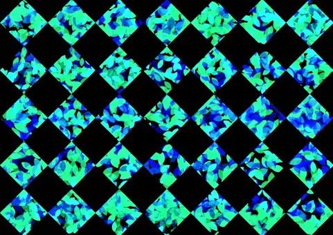 Diamond pattern