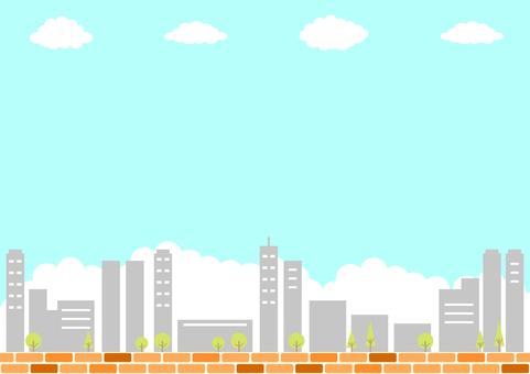 ビル 街並み