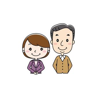 Senior 01 couple