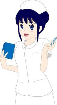 간호사의 프리젠 테이션