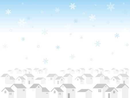 Landscape Snowscape (1)