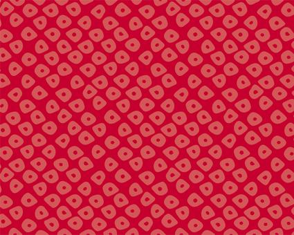 Japanese Pattern Kanoko B <Shinku>