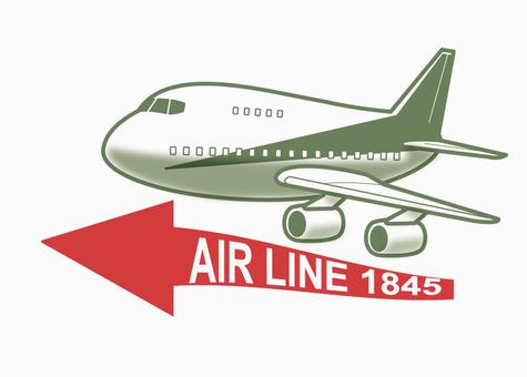 AIR LINE 1845
