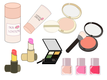 Makeup Supplies Set