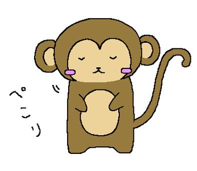 Monkey ①