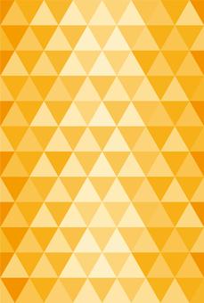폴리곤 바람 배경 골드 색상