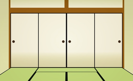Fusa _ Japanese-style room