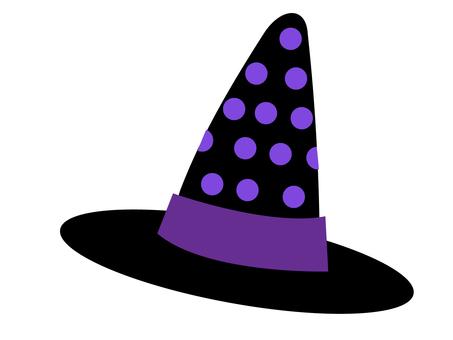 Halloween hat cocoon