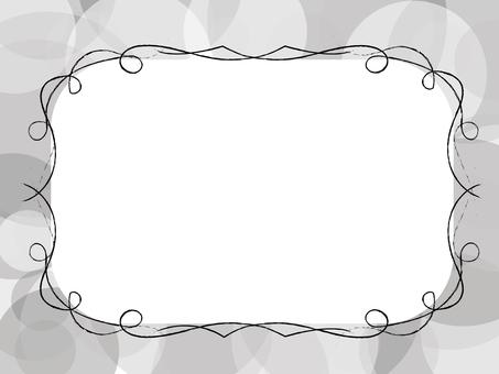 简单的框架(银)