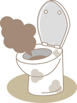 Toilet 02 (dirty)