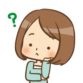 People - women - questions