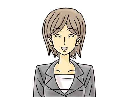 KU suit female 7