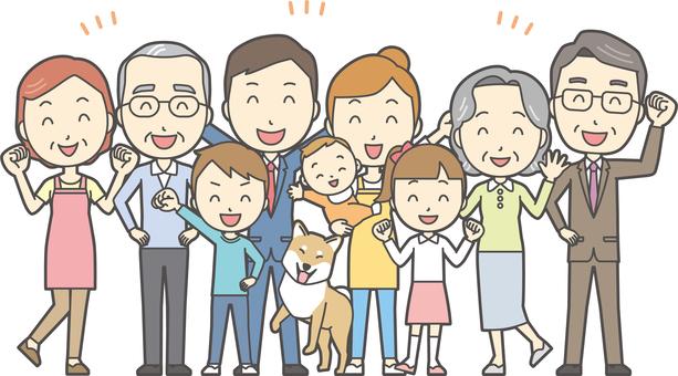Family set - 007 - set