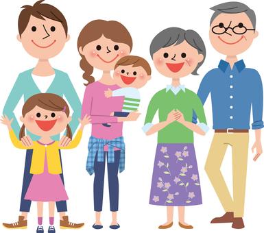 Family 6 Spring A3
