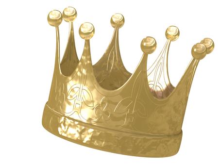 Golden crown _ 004