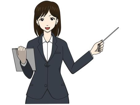 Presentation (female)