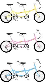 Bicycle 4 tandem