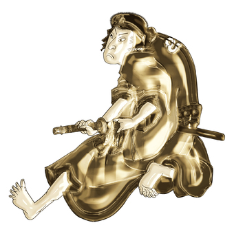 Hundred tale samurai gold version