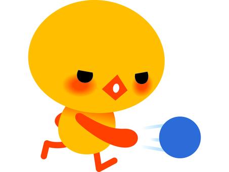 Chick's Dodgeball 1