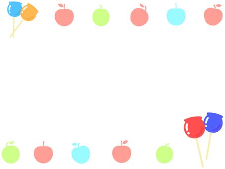 Apple Candy Frame 1