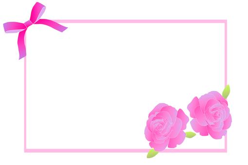 Message card · Rose (pink)
