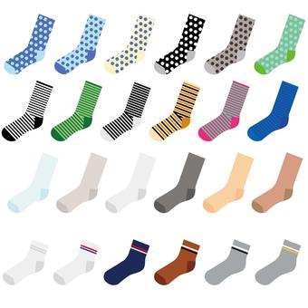 襪子SOCKS 2