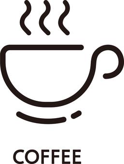 コーヒーのアイコン