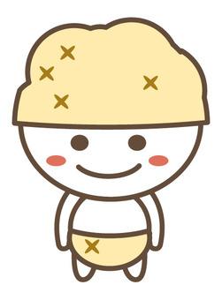 Potato character 1