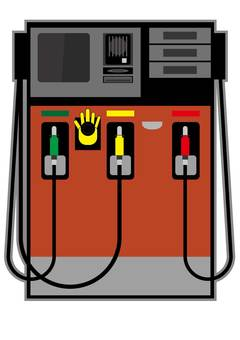 Gas Station · Lubricator