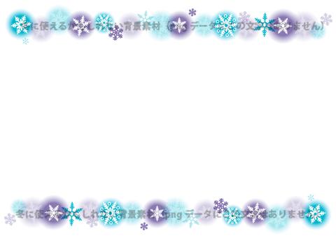 冬に使えるかもしれない背景素材10