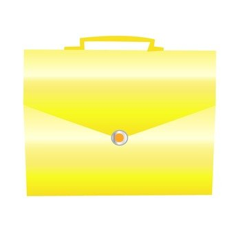 Business bag (yellow)