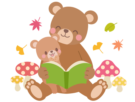 【Autumn of Reading】 Let's read about Kumako and Ko