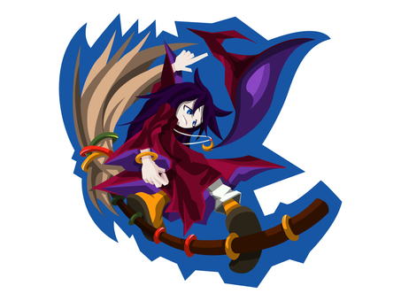Halloween Witch ver.2