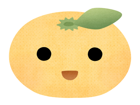 Mandarin oranges (smile)
