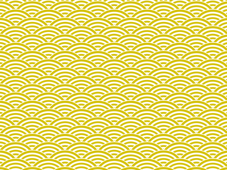 ai Japanese Pattern Qinghai Wave Pattern Swatch with Background 2