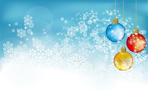 Snow Crystal Ornament Ball 3