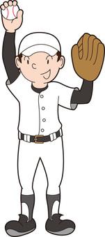 High school baseball kun 7